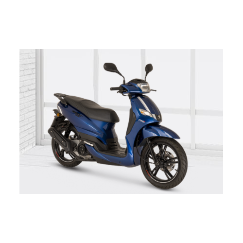 SCOOTER PEUGEOT TWEET RS 50 E5