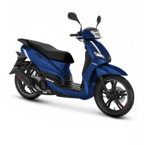 SCOOTER PEUGEOT TWEET 125 RS ELECTRIC BLUE