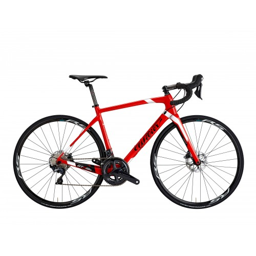 WILIER GTR TEAM DISC 105 RS170 RED TAILLE M