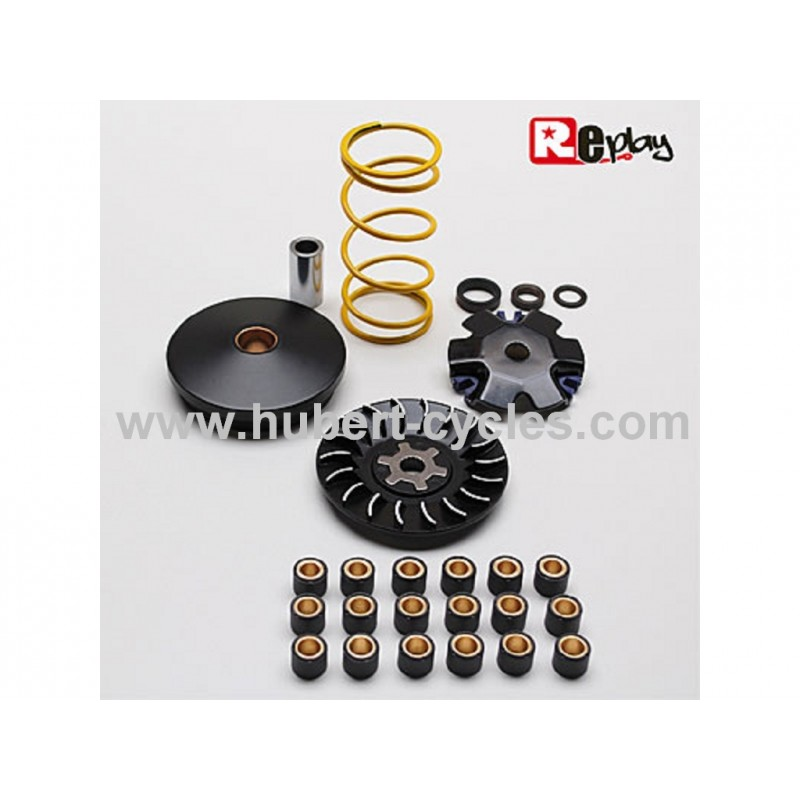 VARIO SCOOT REPLAY BLACK EDITION BOOSTER